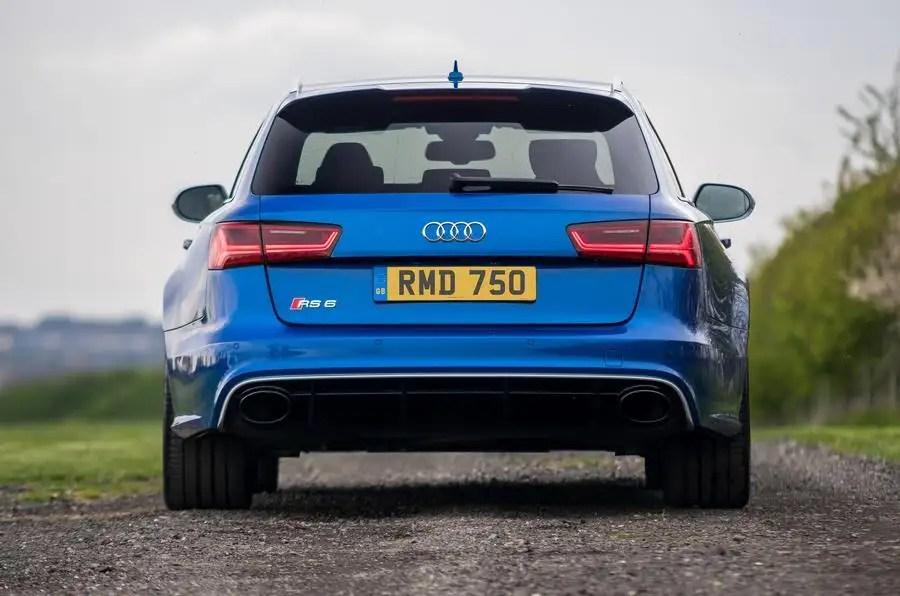 Audi RS6 Avant Review 2017 Autocar