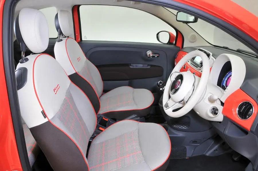 Fiat 500 Performance Autocar