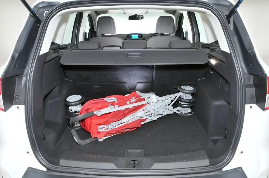 Ford Kuga Interior Autocar