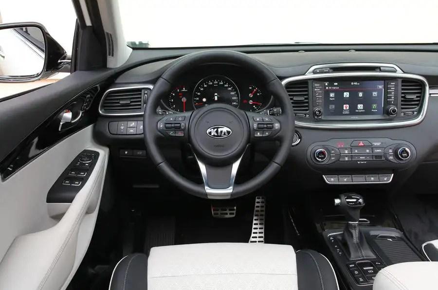2015 Kia Sorento KX4 Review Review Autocar