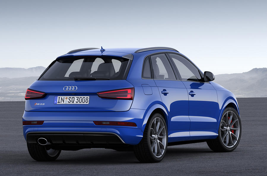 Audi Rs Q3 Performance More Power For Hot Crossover Autocar