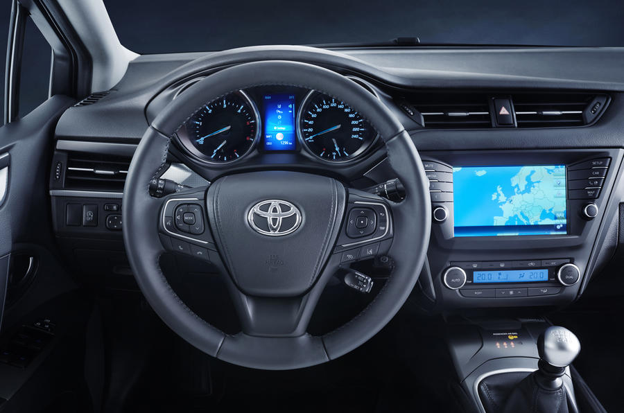 2015 Toyota Avensis Facelift New Engines Specs And