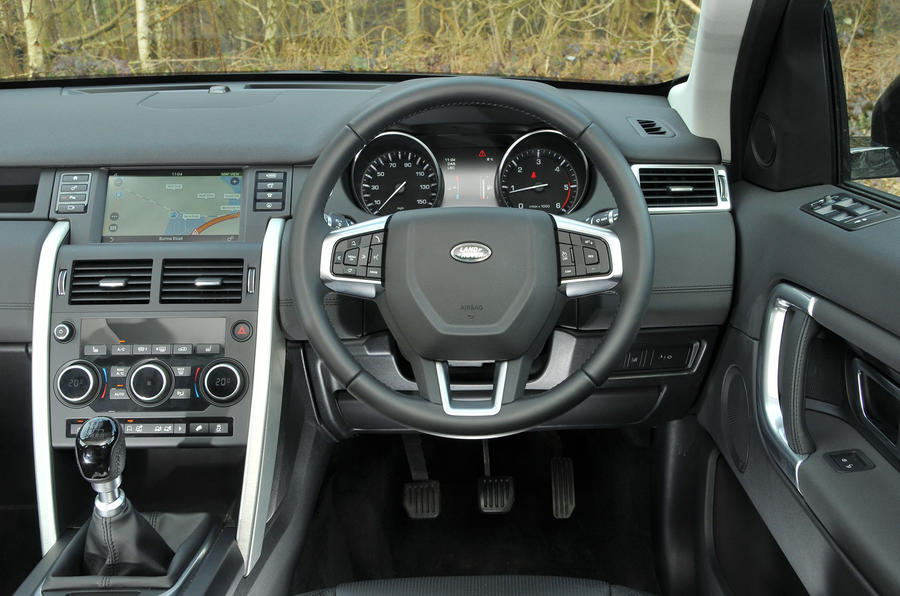 2015 Land Rover Discovery Sport 2 2 Sd4 Diesel Hse Manual