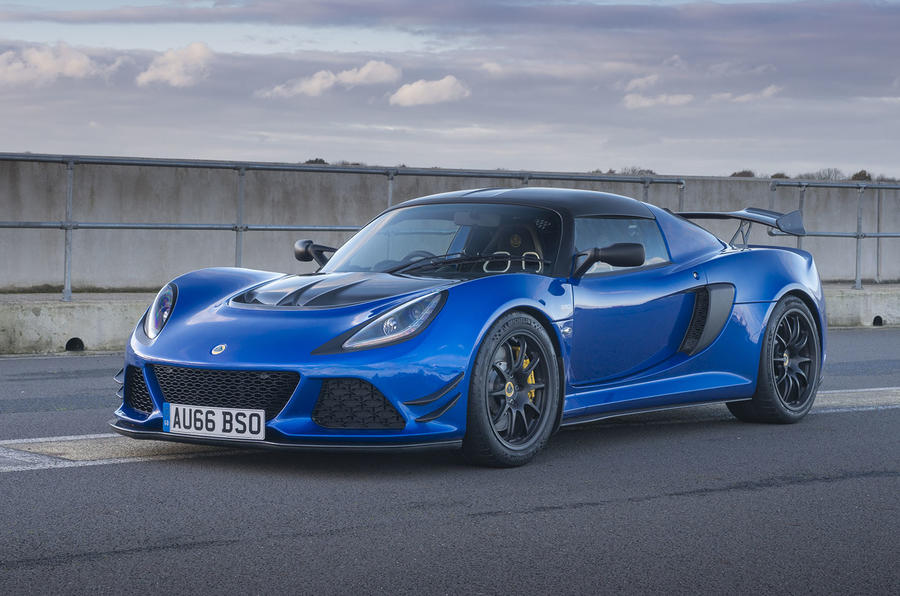 2016 Lotus Exige Sport 380 Review Review Autocar