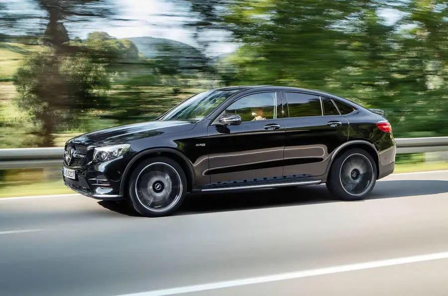 Mercedes AMG GLC 43 Coup Revealed Autocar