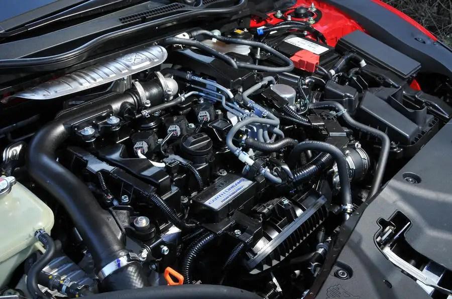 2017 Honda Civic 10 I VTEC Turbo SR Review Autocar