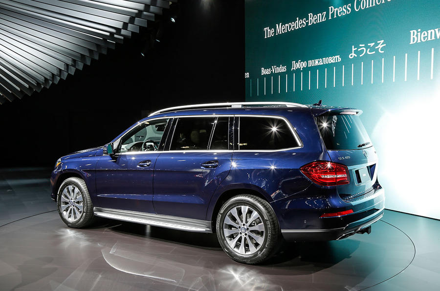 2016 Mercedes Benz GLS Revealed Full Pictures Pricing
