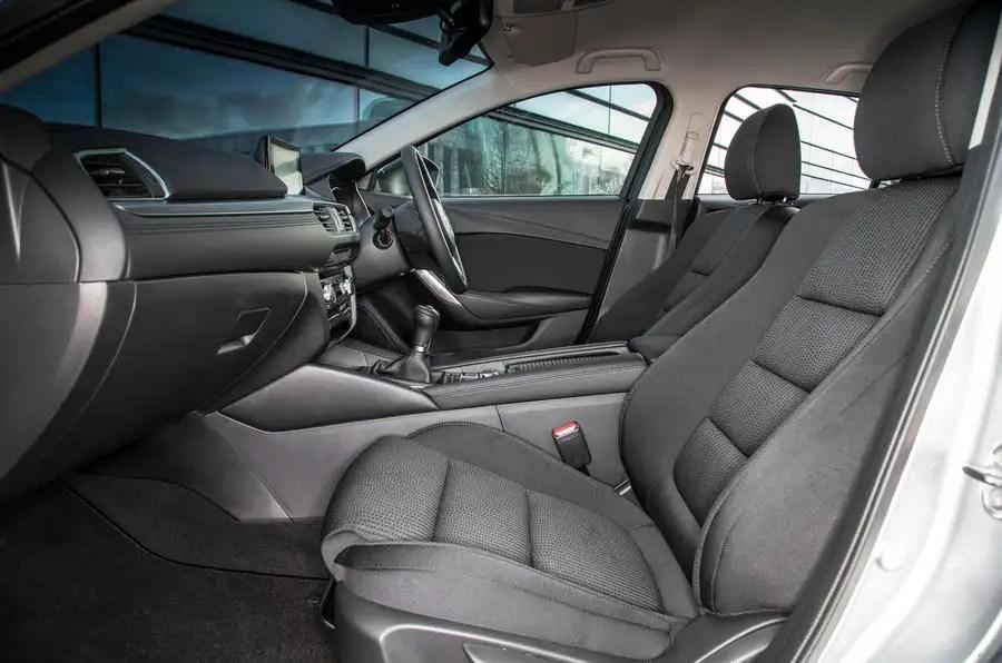 2015 Mazda 6 Tourer 22D 150 SE L UK Review Review Autocar