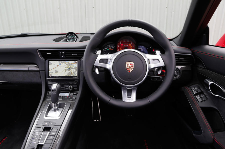2015 Porsche 911 Targa 4 GTS UK Review Review Autocar