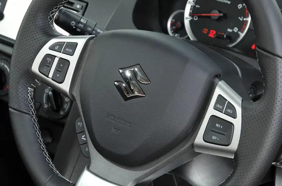 2016 Suzuki Swift 12 Dual VVT SZL review review | Autocar