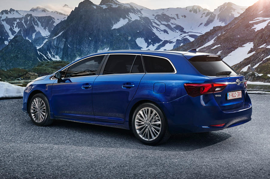 2015 Toyota Avensis Touring Sports Business Edition Plus 1