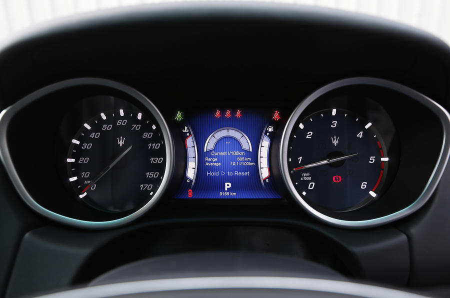 Maserati Ghibli Interior Autocar