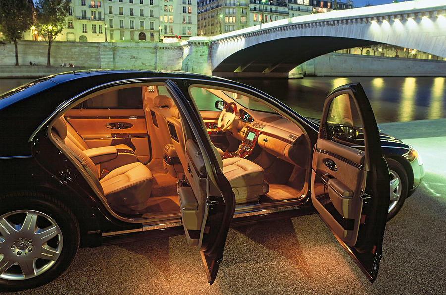 Maybach 57 2003 2012 Review 2017 Autocar
