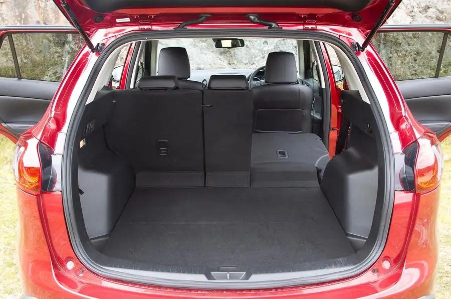 Mazda CX 5 Interior Autocar