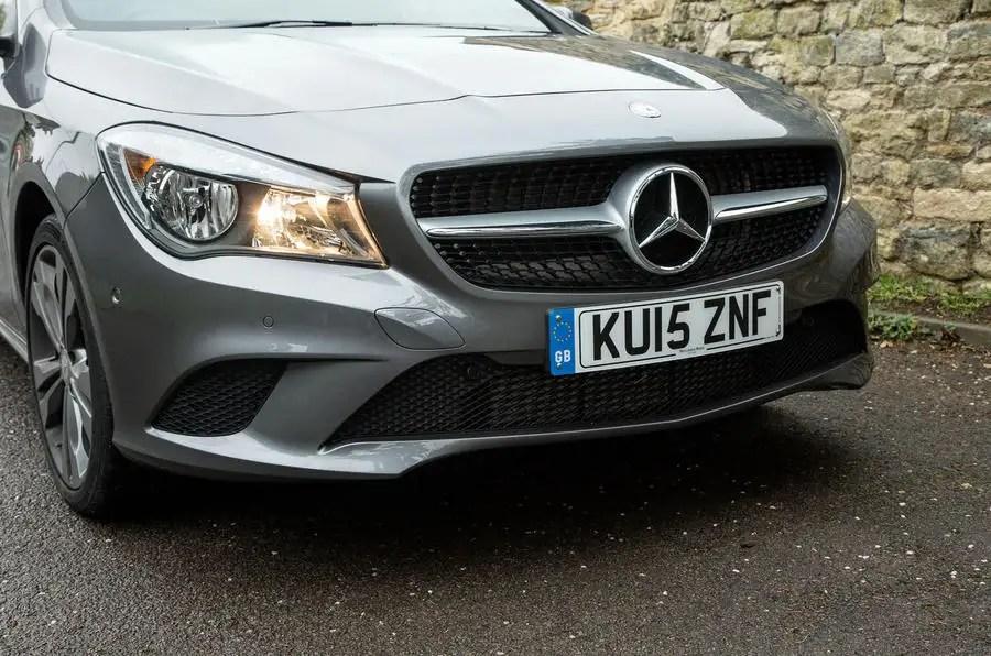 Mercedes CLA Shooting Brake Review 2017 Autocar