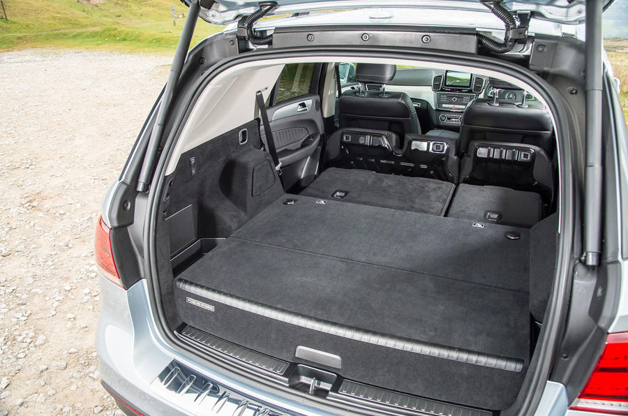Mercedes Benz GLE Review 2017 Autocar