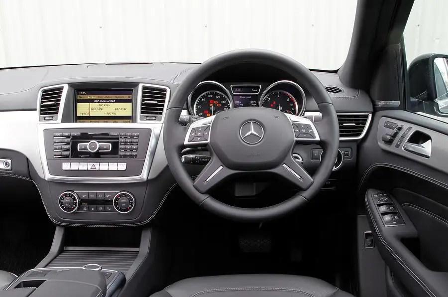Mercedes Benz M Class 2012 2015 Review 2017 Autocar