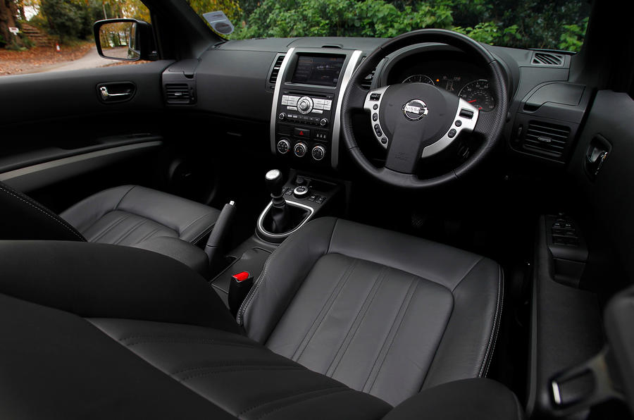 Nissan X Trail 2007 2014 Interior Autocar