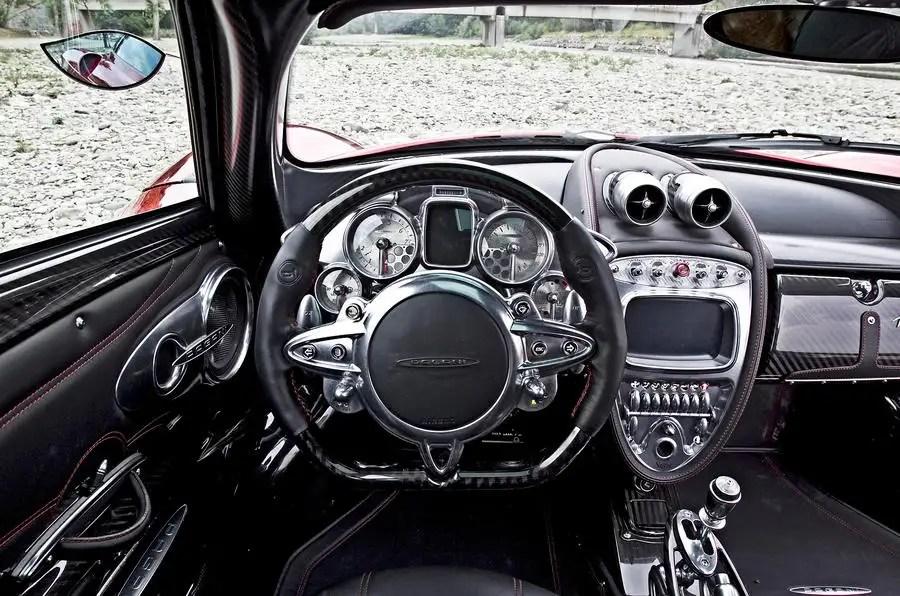 Pagani Huayra Review 2017 Autocar