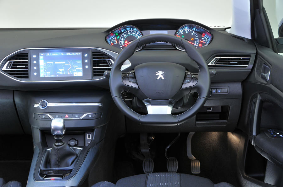 Peugeot 308 Review 2017 Autocar