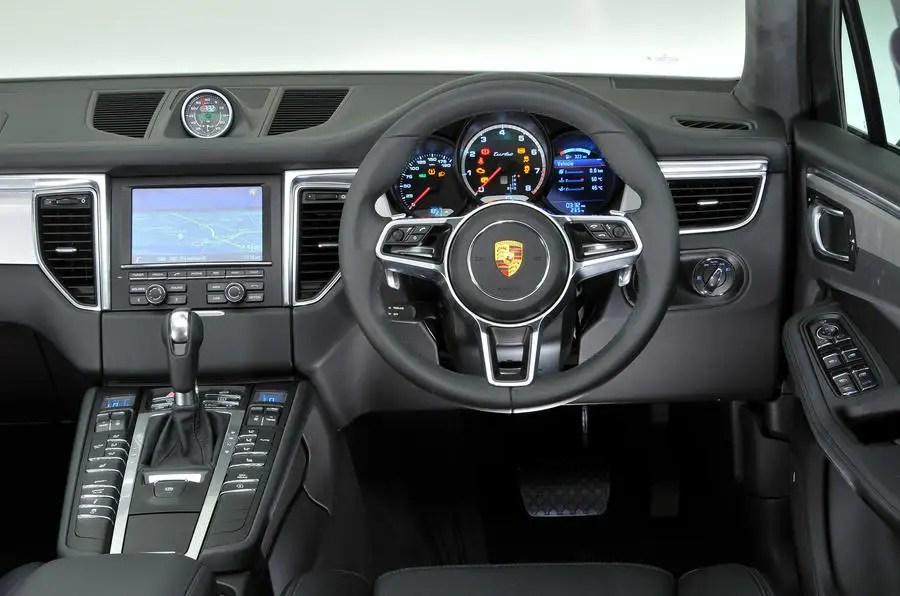 Porsche Macan Review 2017 Autocar