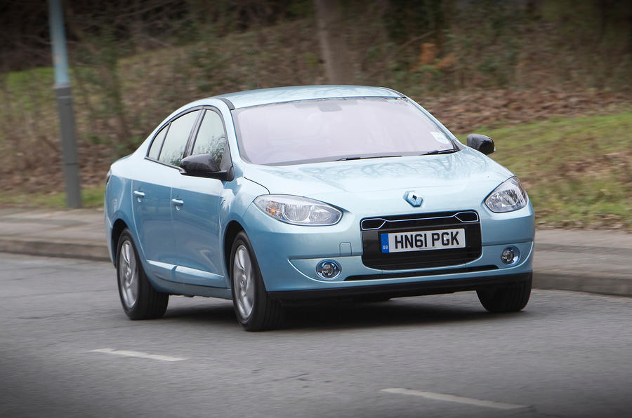 Renault Fluence 20122013 Review (2017) | Autocar
