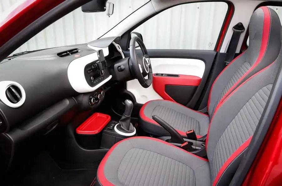 Renault Twingo Interior Autocar