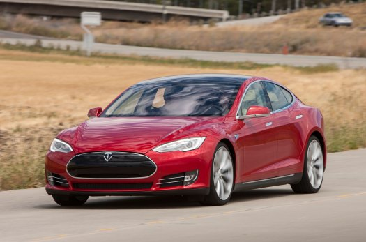 First drive review: Tesla Model S | Autocar