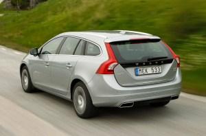 Volvo V60 D6 Plugin hybrid   Autocar