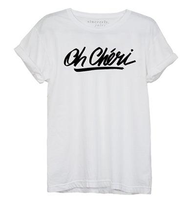 Image of OH CHERI