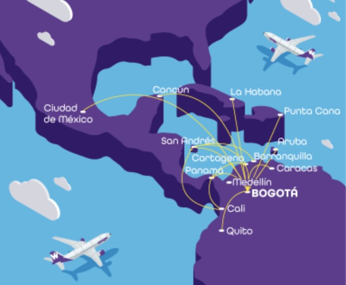 Colombia aviation: taxation to hurt national competitive stature | CAPA
