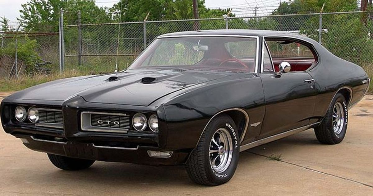 Muscle Cars Popular 5 Most