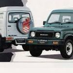 Types Of Suzuki Katana And Jimny That Sold In Indonesia