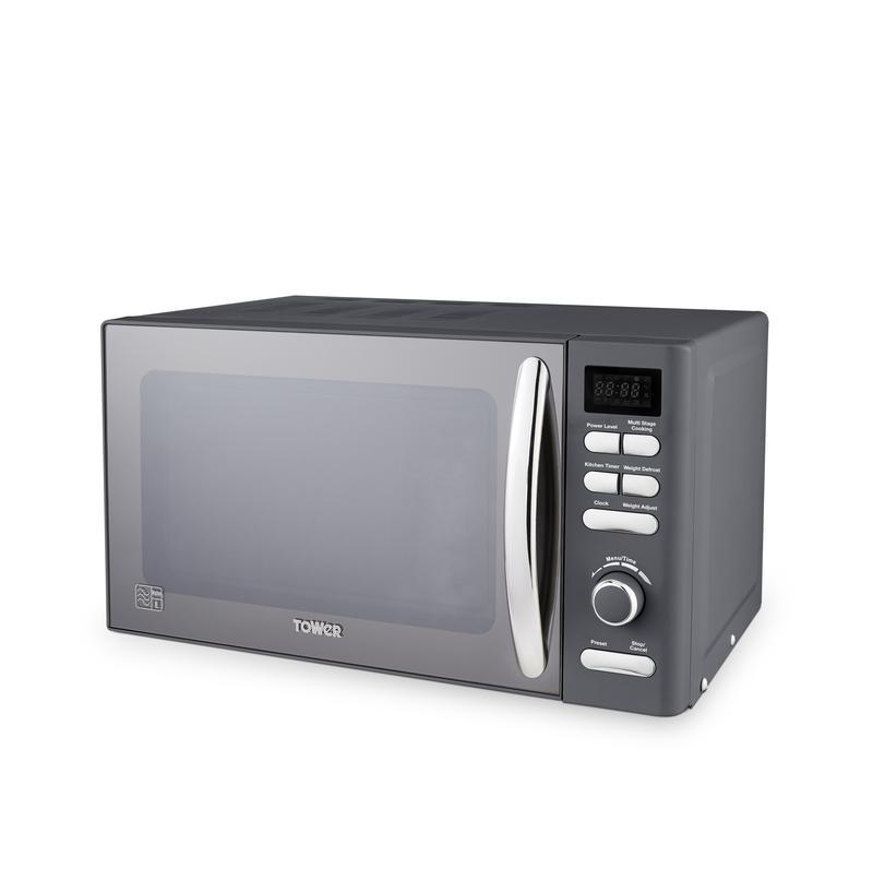 infinity stone 800w 20l digital microwave