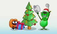 Tontas maneras de morir: Fiesta de Navidad