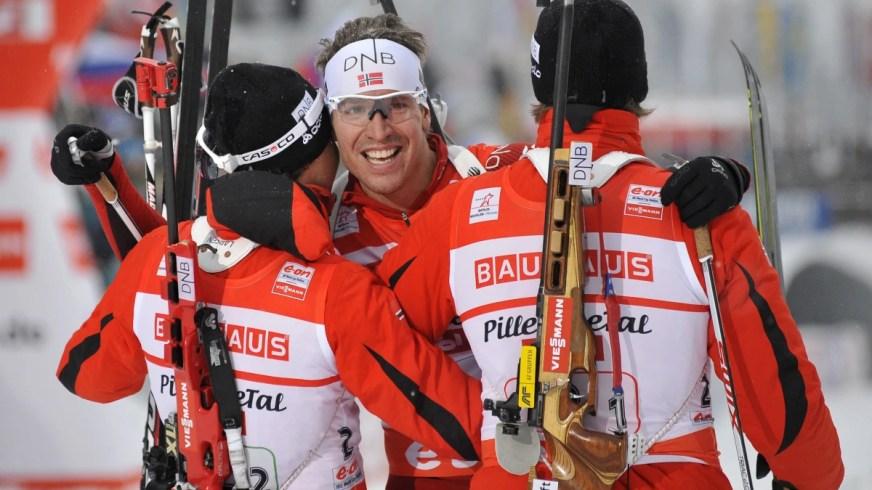 Norge etta - Finland 17:e   Sport   svenska.yle.fi