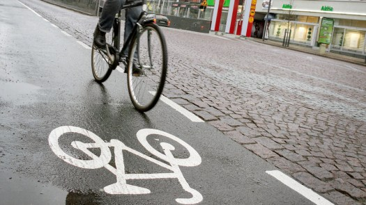 Bikes everywhere: Cyclists to rule Finnish cities in 2050