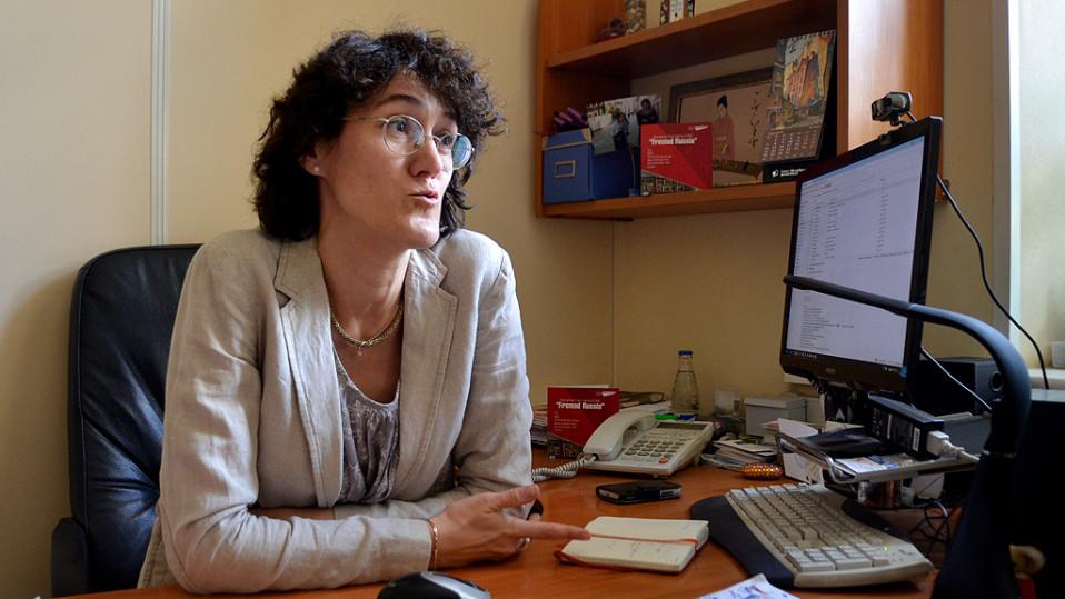 Elena Potapenko.