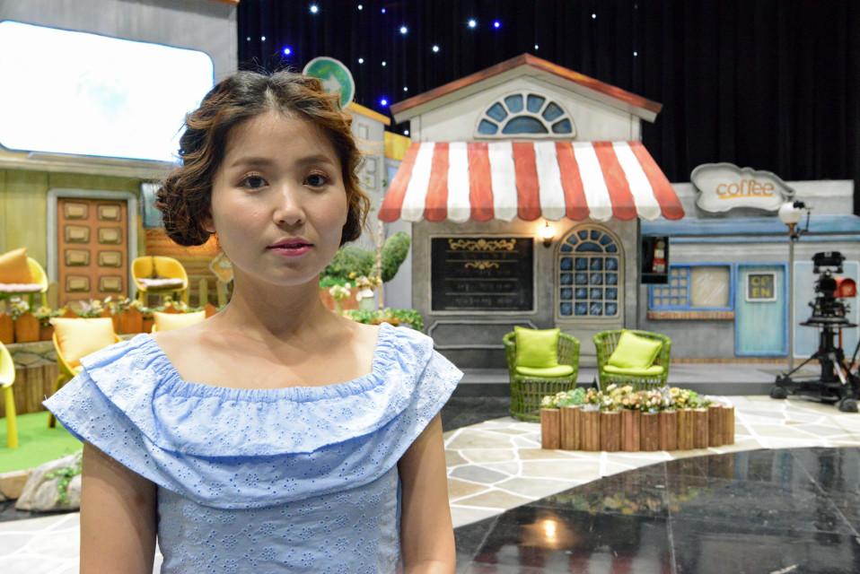 Han Song-yee kuunteli Pohjois-Koreassa salaa k-poppia ennen loikkaustaan.