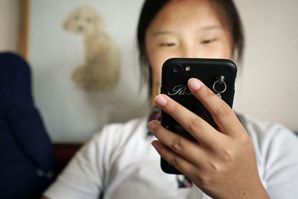 Kiina lapset.