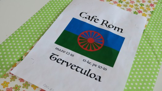 Finland's first Romani café founded