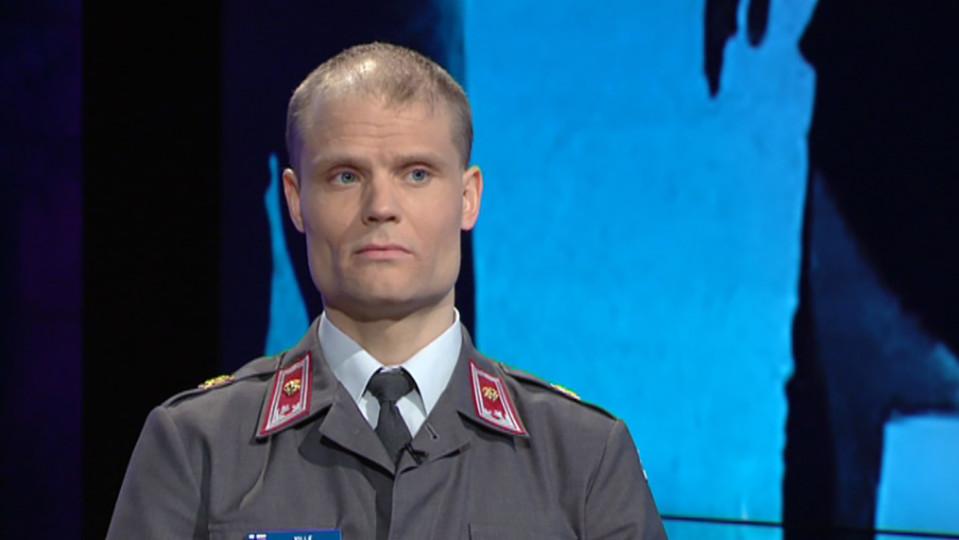 Majuri Ville Halonen.