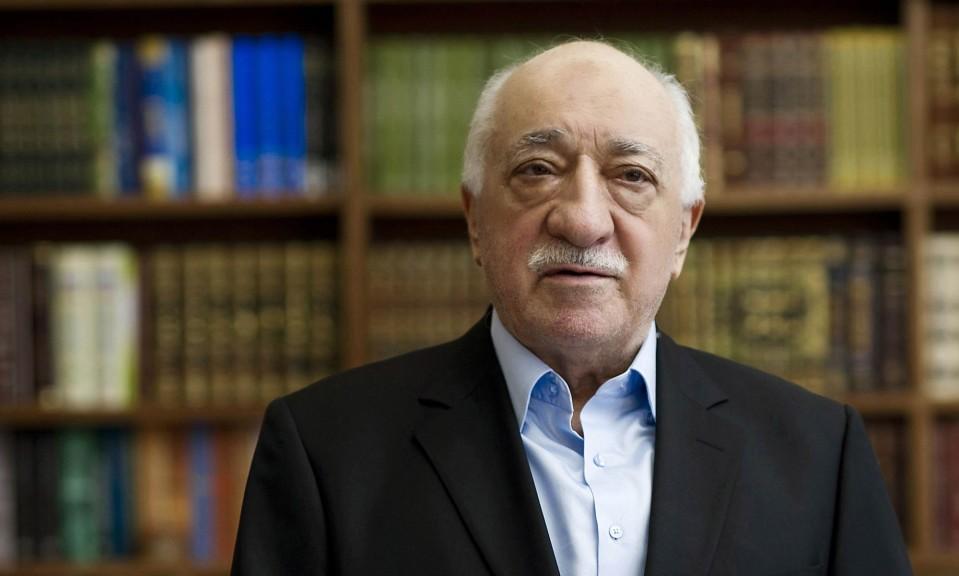 Fethullah Gülen vuonna 2014 Yhdysvalloissa.