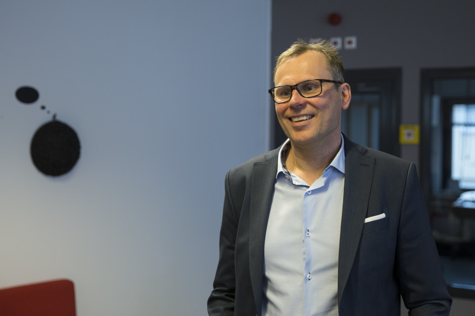 Tutkijatohtori Tuomo Virtanen