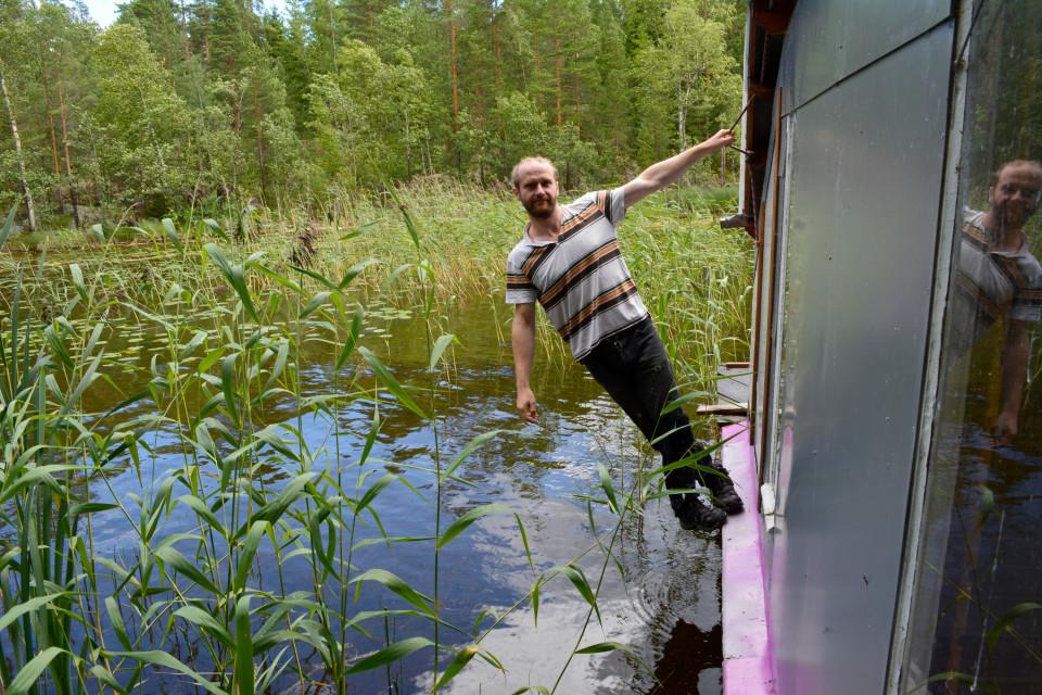 Tomas Kouban asuntolaiva