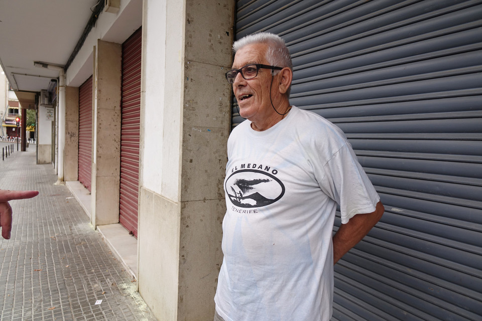 Antonio on asunut Can Angladassa vuosikymmeniä.