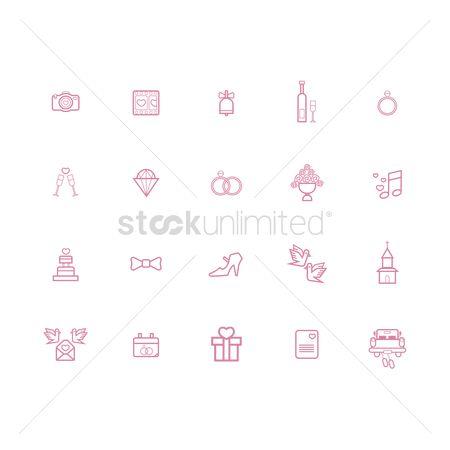 free wedding icons # 76