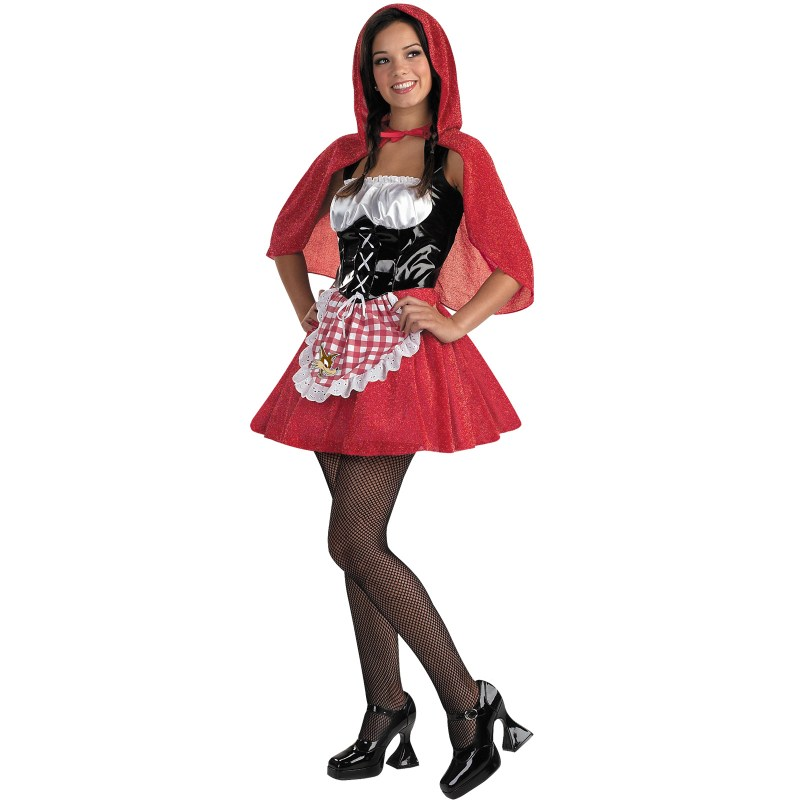 Little Red Riding Hood Adult Costume - One-Size (Standard)