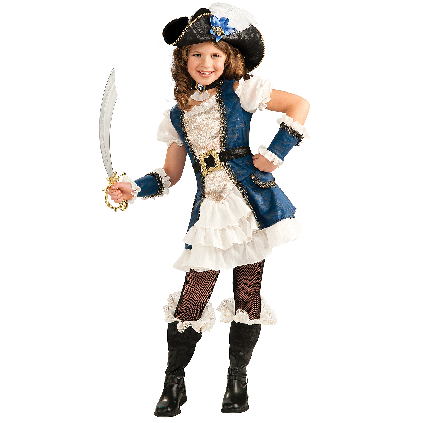 Calendar Costume Ideas : Girl pirate party supplies and ideas