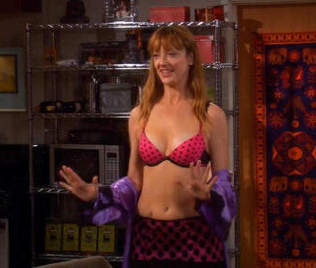The Big Bang Theory Judy Greer